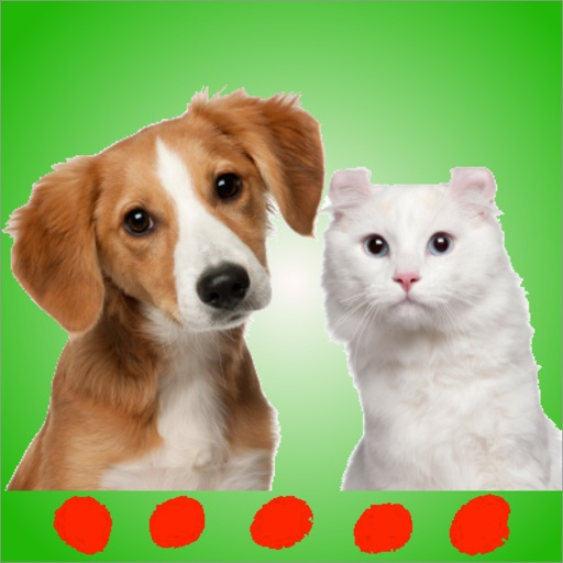 Cat & dog sounds: Perfect app for pets and puppies