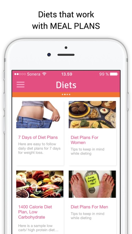 Best Diets Guide: meal plans, recipes