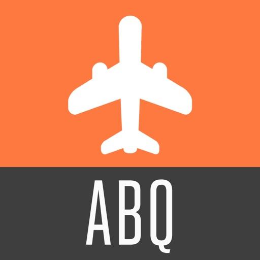 Albuquerque Travel Guide and Offline Street Map
