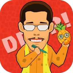Pineapple Apple Pens Drop  !!