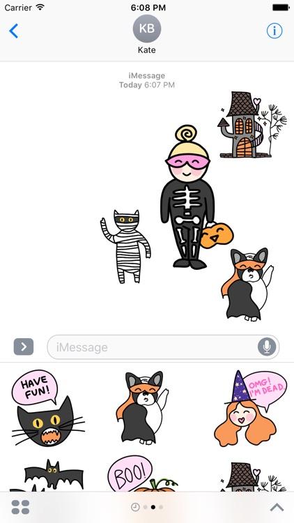 Halloween by Yeah Bunny screenshot-3