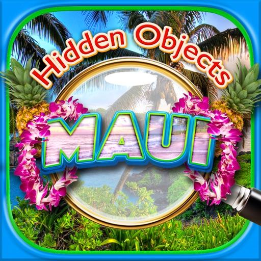 Hidden Objects Maui Island Vacation Seek & Find
