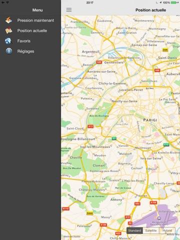 Screenshot #5 pour Baromètre - Pression atmosphérique