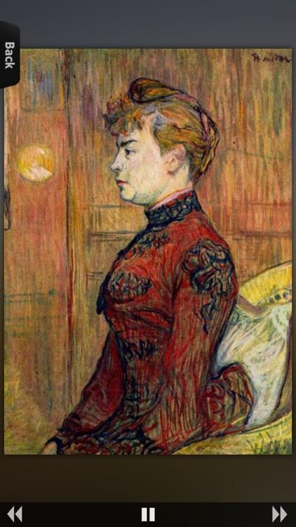 Toulouse-Lautrec Art Gallery