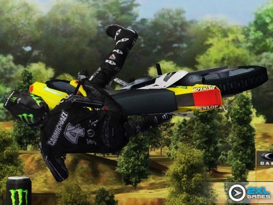 Ricky Carmichael's Motocross Matchup Pro для iPad