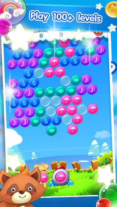 Bear Shooter Rainbow screenshot three