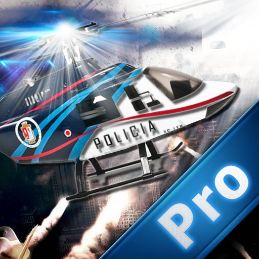 Chase Iron Flight PRO - Adrenaline Driver Game icon