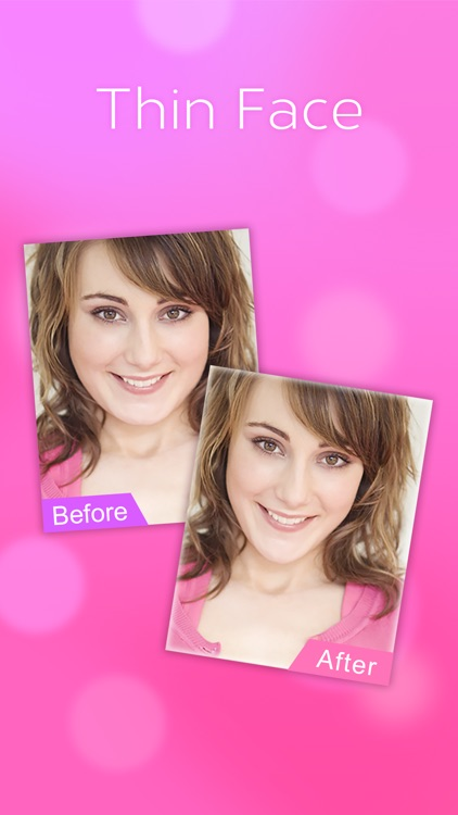 Slim & Skinny - Thin Face Photo Effects Chin Edit app image