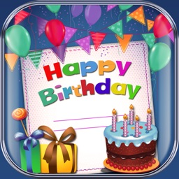 Happy Birthday Card Maker Free