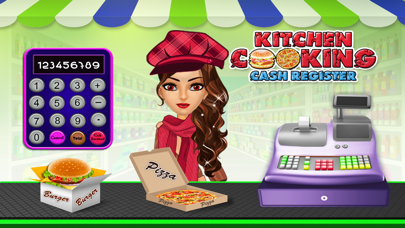 Kitchen cooking Cash Register - Cooking Fever screenshot two