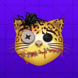 Mojitz- Spooky Halloween Stickers