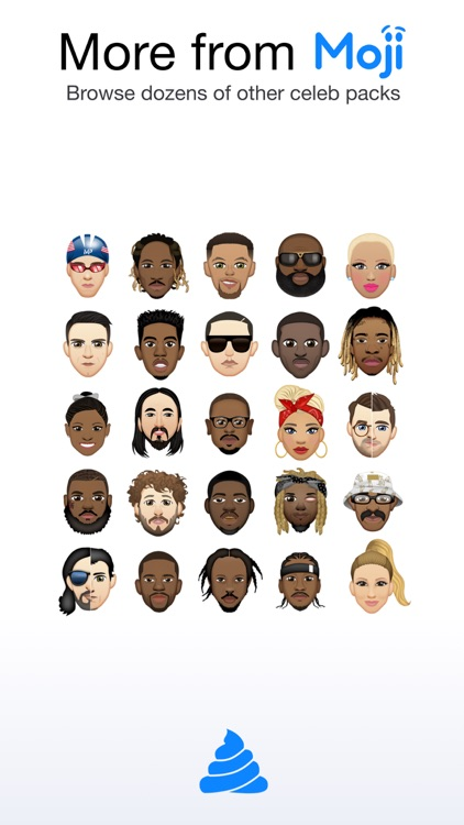 Rick Ross ™ by Moji Stickers screenshot-4