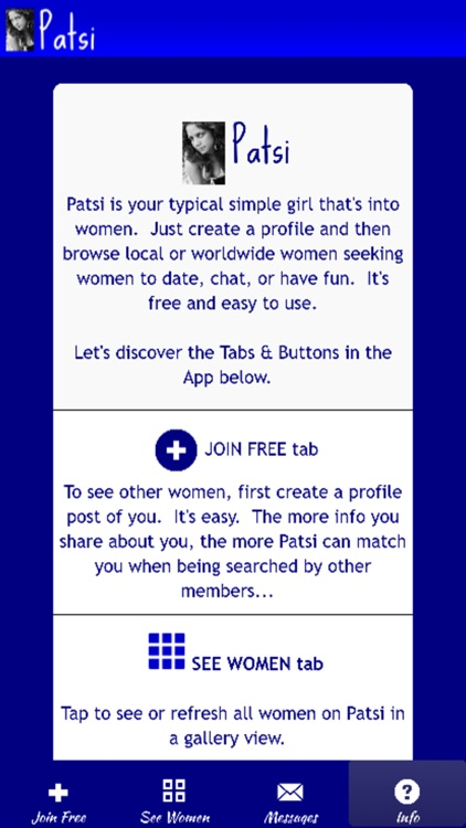 lesbian dating chat line