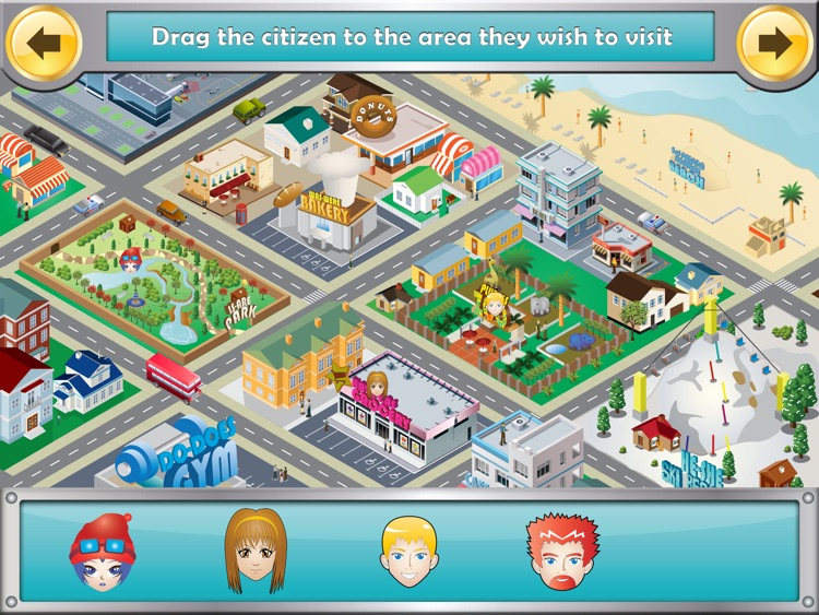 Syntax City screenshot-1