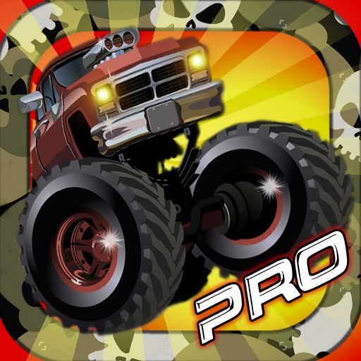 Monster Truck Legends Pro - Strike Demolition Race