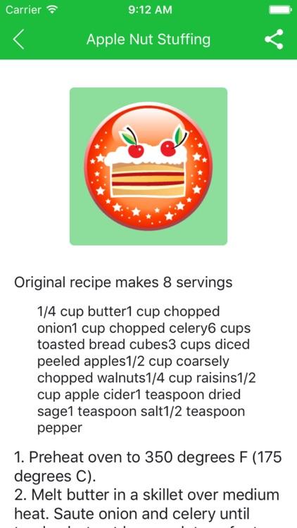 Christmas Special Recipes screenshot-3