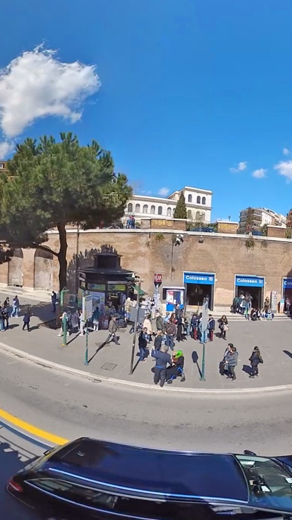 VR Rome Bus Tour Virtual Reality 360 screenshot-3