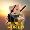 ピクセル Zワールド – サードパーティー・アクションゲーム - iPhoneアプリ