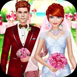 Wedding Salon -Spa Makeover, Dress up, Makeup Game