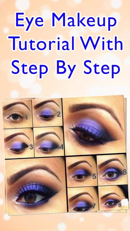 Eye Makeup Tutorial Beauty Tips screenshot-4
