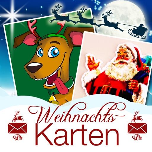 Weihnachtskarten - Weihnachtsgrüße verschicken