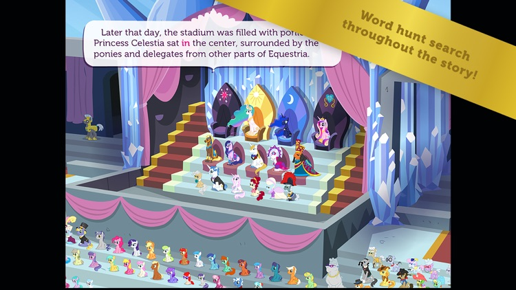 My Little Pony: Equestria Games screenshot-4