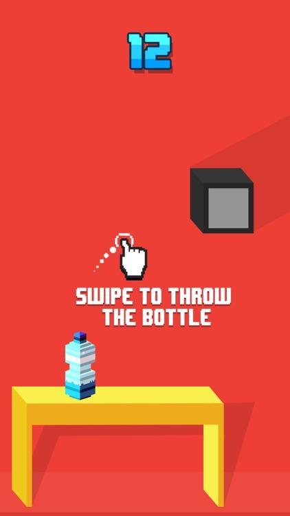 Water Bottle Challenge 2k17 - Flip Extreme Hard