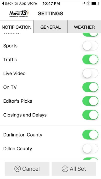 WBTW News screenshot-4