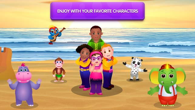 Chuchu tv nursery rhymes lite on the app store chuchu tv nursery rhymes lite on the app store ccuart Image collections