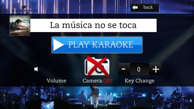 Alejandro Sanz LMNST Karaoke by Red Karaoke