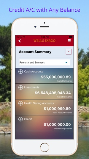 Fake Bank Account Pro