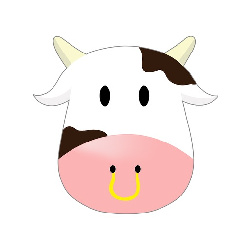 Mooo Stickers Pack
