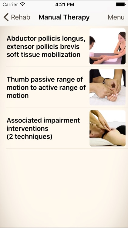 Clinical Pattern Recognition: Wrist and Hand Pain screenshot-3