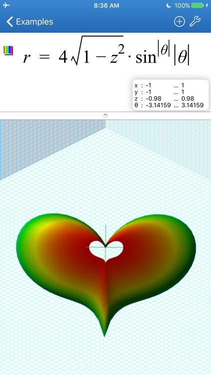 PacificTech GraphingCalculator screenshot-3