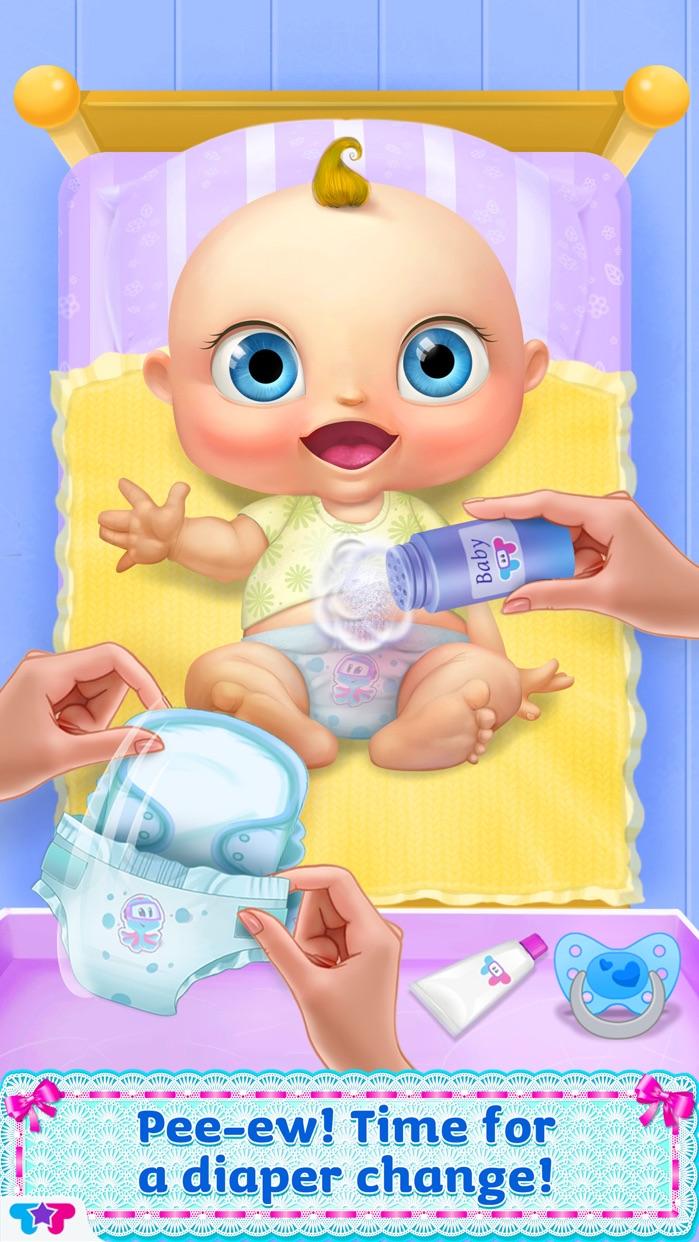 My Newborn Baby - Mommy & Baby Care Screenshot