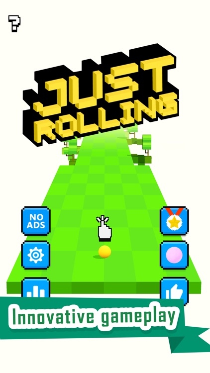 Just Rolling