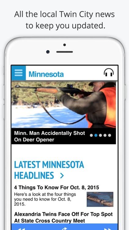 Vikings GameDay Radio for Live Minnesota Sports, News, and Music – Timberwolves and Wild Edition screenshot-4