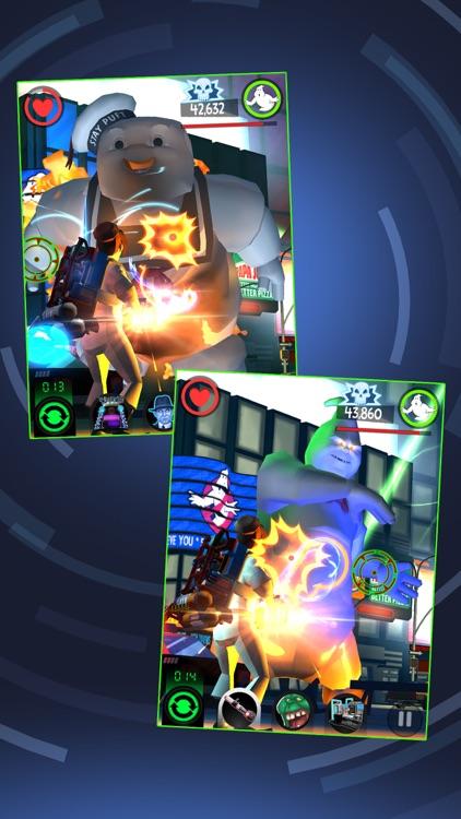 Ghostbusters™: Slime City screenshot-4