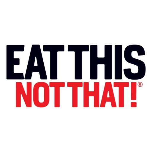 Eat This, Not That! Magazine app logo