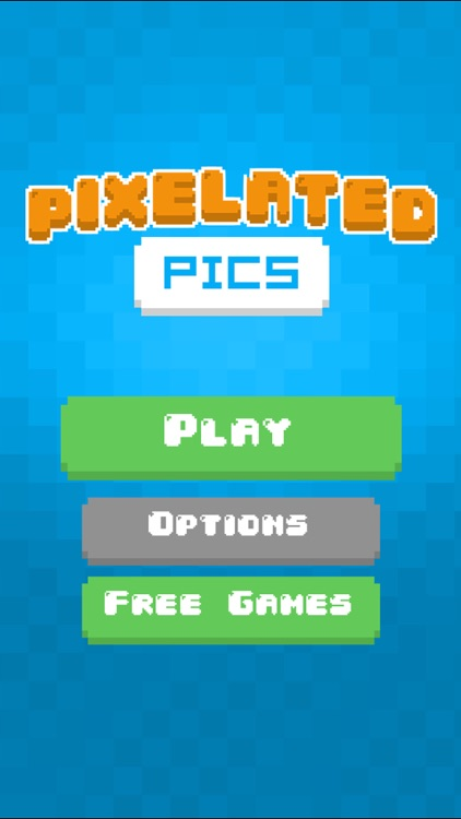 Pixelated Pics - Trivia Games screenshot-4