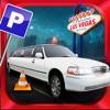 Luxury Limo Driver 3D Las Vegas City Traffic Valet