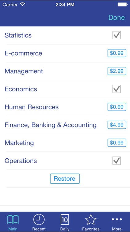 Libertuus Lite Business EN-DE screenshot-4