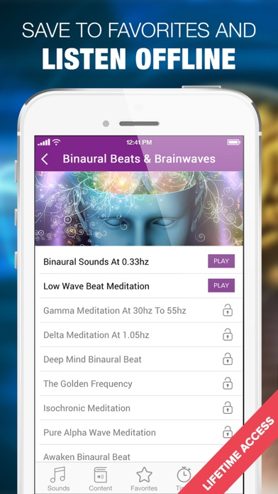download Binaural Beats Meditation Studio & Brainwave Mind apps 0