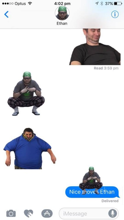 H3H3 Stickers (Unofficial)