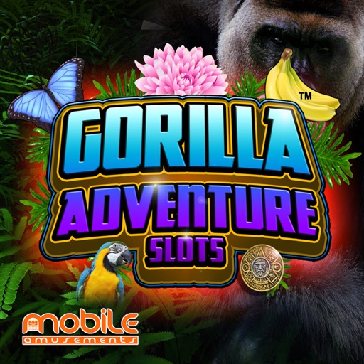 Gorilla Adventure Slots icon