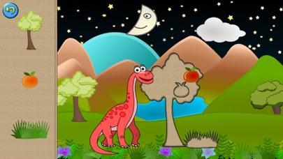 子供向けのディノ パズルゲームのスクリーンショット3