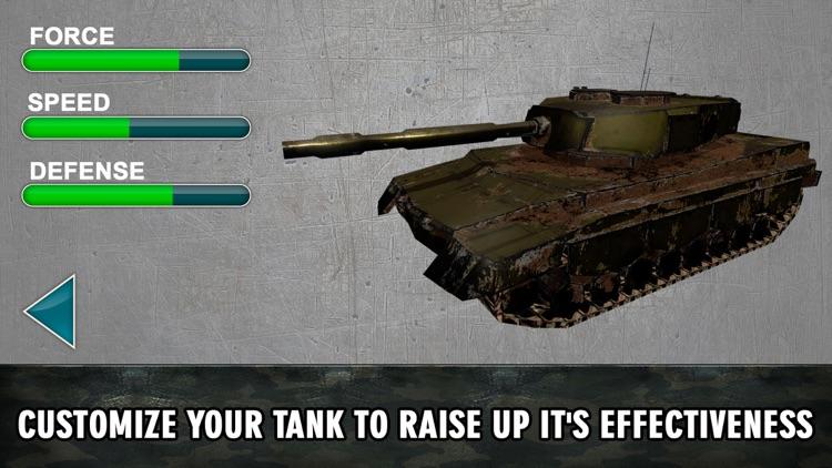 Armored Tank Wars Online screenshot-3