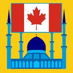Canada Prayer Times - أوقات الصلاة في كندا