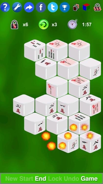 Mahjong 3D Solitaire Mini SZY screenshot-0