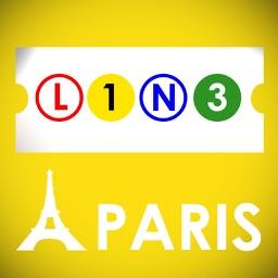 L1N3 (LINE)-Paris IDF-Incidents-Public Transport